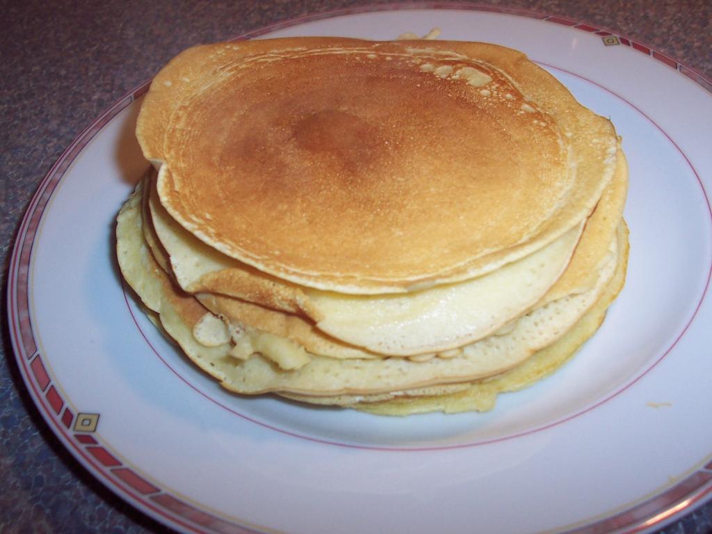 american pancakes rezept essen und trinken. Black Bedroom Furniture Sets. Home Design Ideas