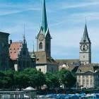 Die Kirchen Fraumünster und St. Peter
