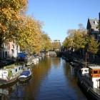 Typisch Amsterdam: Die vielen Kanäle wie hier die