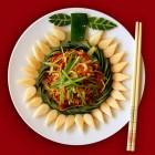 Hunan-Küche schmeckt nicht nor, sondern ist auch ein Augenschmaus