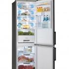 Kühl- Gefrierkombination von LG