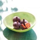 Pistaziengrüne Schalen- und Tellervielfalt