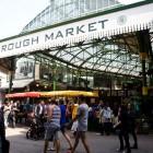 Kulinarisches am Wasser: Bourough Market