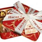 Geschenkdose Hachez