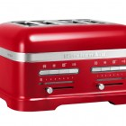 KitchenAid Artisan 4-Scheiben Toaster Empire Rot