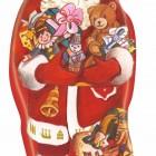 Weihnachtsmann von Niederegger