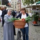 Kulinarische Reise Münster Anne Lucas am Dom mit Schwester Hermine