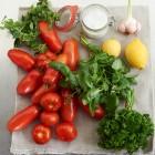 Grundzutaten-Tomaten-Einmachen