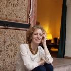 Marrakesch Hotel Riyad El Cadi Garten im Hof Julia Bartels