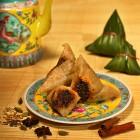 Rice dumpling Restaurant Kim Choo Singapur