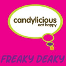 Candylicious heißt der neue Rekord-Bonbonladen in Dubai.