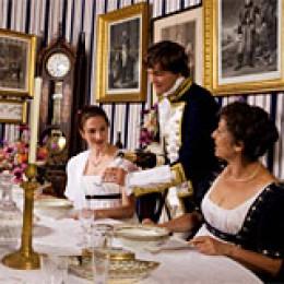 Zu Tisch mit den Bonapartes