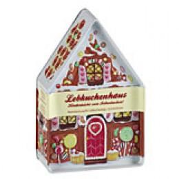 Lebkuchenhaus in der Dose