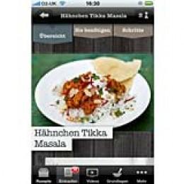20 Minute Meal App
