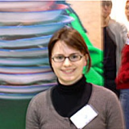 Anna Hirt vom Weltladen-Dachverband.