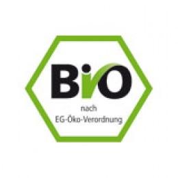 Offizielles Bio-Siegel der EU.