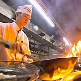 Chefkoch Li Shi Zhi