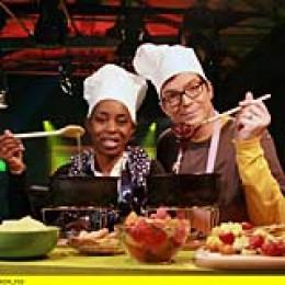 Shary und Ralph kochen!