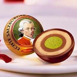Echte Salzburger Mozartkugel