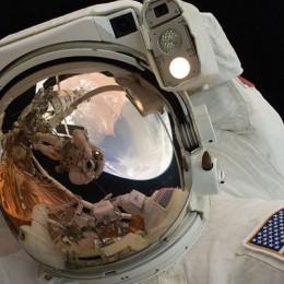 Astronauten freuen sich auf kulinarische Abwechslung