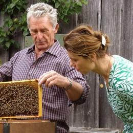 Ernst Füchst und seine Bienen