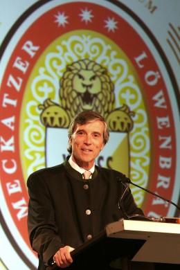 Brauerei-Chef Michael Weiß.