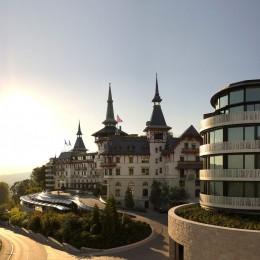 The Dolder Grand vereint moderne und historische Architektur