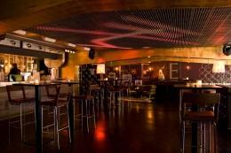 """Entspannt: Der Loungebereich des Clubs """"Escape"""" in Amsterdam."""