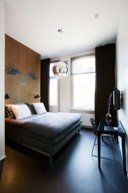 """Design und Atmosphäre: Im """"Hotel V"""" wird Service großgeschrieben."""