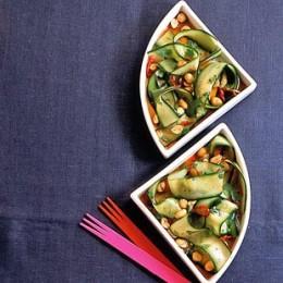 Thai Gurkensalat