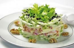Original Waldorf Salat aus dem Waldorf Astoria