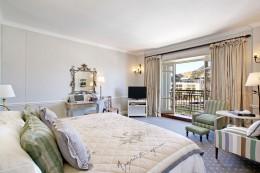 Hell und elegant: Das Cape Grace Hotel in Kapstadt