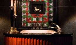 Das Bad der Präsidenten-Suite im Hotel Adlon Kempinski