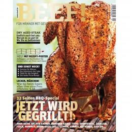 BEEF! 172 Seiten Unterhaltung