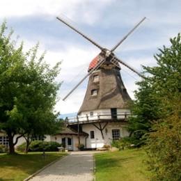 Kochen in der historischen Windmühle