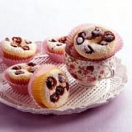 Kirsch-Käse-muffins