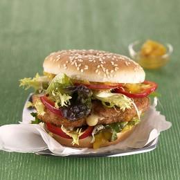 Jeden Tag einen Burger?
