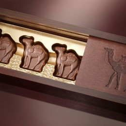 Schokolade aus Kamelmilch