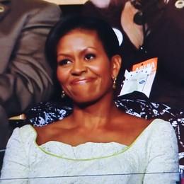 Michelle Obama engagiert sich für gesunde Ernährung