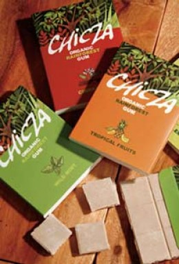 Chicza, der Kaugummi aus dem Regenwald