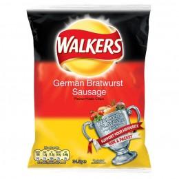 Deutschland schmeckt nach Bratwurst