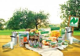 Eine kleine Auswahl an unseren Naturland Produkten