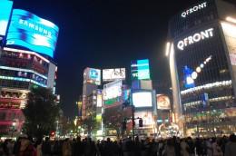 Shibuya ist eines der beliebtesten Party-Viertel in Tokio