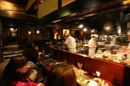 Das Izkaya ist wie das zweite Zuhause für viele Japaner