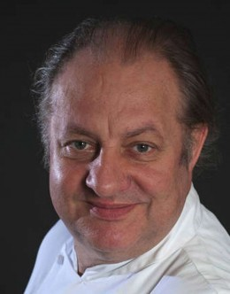 Schreibender Koch: Preisträger Vincent Klink