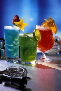 Bunte Cocktail-Vielfalt in Köln