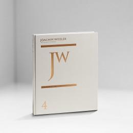 JW 4 - das neue Kochbuch von Joachim Wissler