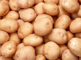 Gestresste Kartoffel