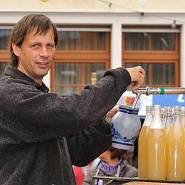 Junger Wein in Gau Algesheim