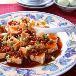 Spezialität aus Sichuan: Mapo Tofu